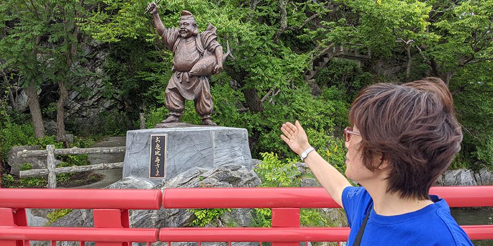 """【現在日程調整中】お恵比寿っさんが帰って来たよ~!嬉っし~!な、こなっし~!と """"えびす顔さんぽ""""♪"""